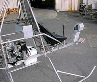 Adams-Wilson Choppy Helicopter Parts