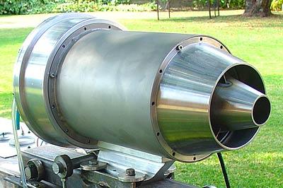 Jet Engine Plans & Kits