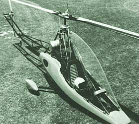 Homebuilt Ultralight Helicopters