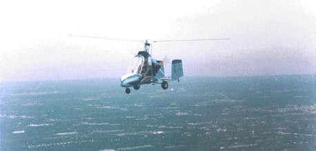 The Shadow 2-Seat Gyroplane