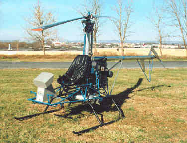 home built helicopter plans